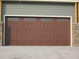 fargo garage floors doors gallery west fargo nd 3 amarr designer choice recess stockton windows walnut