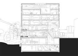 ozeanium zoo basel pool architekten luca selva beta drawing