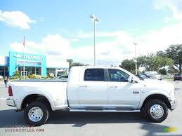 dodge ram mega cab dually for sale 2012 dodge ram 3500 hd laramie mega cab 4x4 dually in bright white