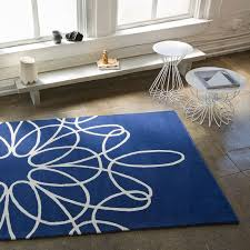 Area Rugs Blue White And Blue Area Rugs Black With Idea 6 Marielladeleeuw