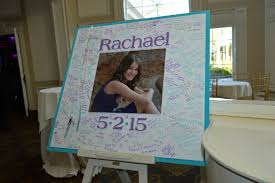 bat mitzvah sign in boards blowup photo sign in board bat mitzvah sign in board with blowup