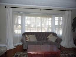 bow window decor window ideas