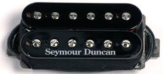 seymour duncan sh 5 duncan custom humbucker pickup black