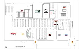 Burlington Mall Map Sandor Glenbrook Plaza