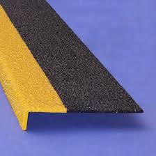 interior design black and yellow non slip stair treads anti