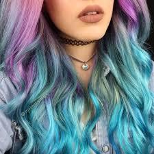 mermaid hair extensions the 25 best mermaid hair extensions ideas on blue