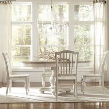 Two Tone Dining Room Sets Riverside 32551 32553 32552 Coventry Two Tone Round Dining Table