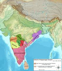 India Geography Map by India Historical Maps