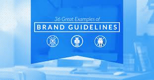 36 great brand guidelines examples content harmony