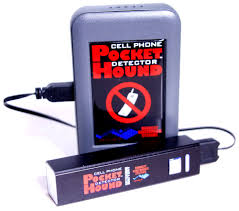 pockethound covert cell phone detector