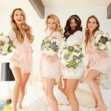 and bridesmaid robes 48 fabulous bridesmaids robes wedding ideas that you need to see