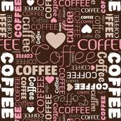 wallpaper coffee design coffee fabric wallpaper gift wrap spoonflower