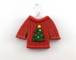 sweater ornament etsy