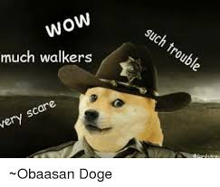 Memes Doge - wow much walkers ne obaasan doge doge meme on me me