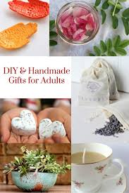 diy and handmade gifts for adults fun gift and craft