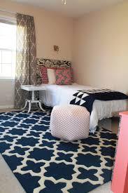 homely design navy moroccan trellis rug nice ideas new navy