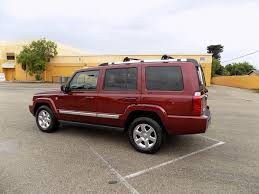 red jeep commander for sale used cars on buysellsearch