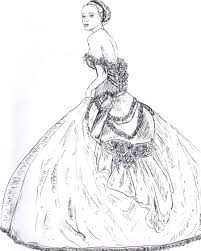 wedding dress emmamichaels deviantart