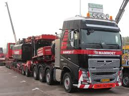 big volvo truck 14 best moving with abnormal loads images on pinterest heavy