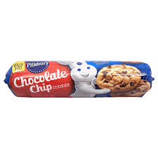 chocolate chip cookie taste test toll house pillsbury