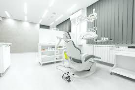 Interior Dental Clinic A Bleak Image Of Healthcare Interior Design Trends Dentists Office