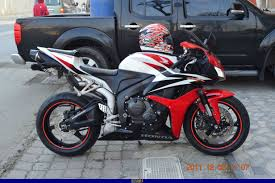 honda cbr 600 motorcycle sportbike rider picture website