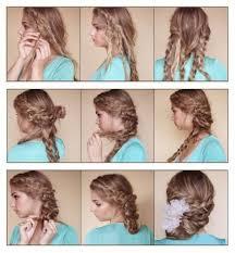 id e coiffure pour mariage idée coiffure pour un mariage invité coiffure en image