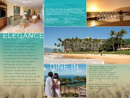island brochure template travel magazine layout design search travel itinerary