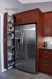 Kitchen Pantry Cabinet With Glass Doors Kitchen Pantry Design Ideas Small Pantry Houzz And Pantry
