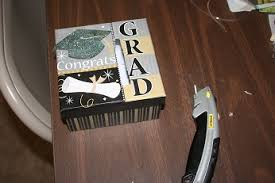 graduation money box money graduation gift families