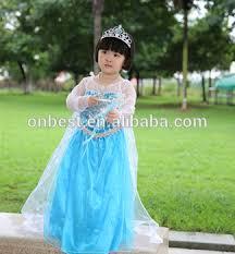 Elsa Halloween Costume Girls Frozen Elsa Princess Dress Elsa Costume Girls Dress Elsa Costume