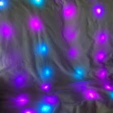 led blanket calming light up blanket visual stimulation tool