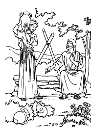540 best bible new testament colouring pages images on pinterest