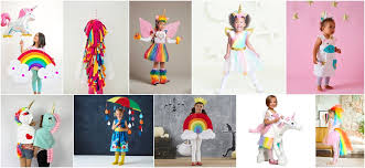 hello wonderful 12 magical unicorn and rainbow costumes for kids