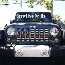 jeep rose gold american flag red line black u0026 white jeep grill u2013 route one apparel