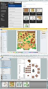 Free Floorplans by Free Blueprints Maker Good Floor Plan Creator Screenshot With