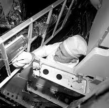 Lunar Module Interior 2 Answers Was The Interior Of The Lunar Module Accessible For