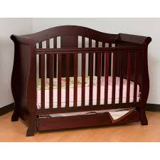 Fixed Side Convertible Crib New Crib Like The Two Solid Sides And Underneath Drawer