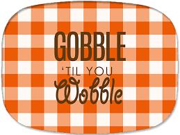 haymarket designs thanksgiving plates and platters