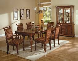 Covered Dining Room Chairs Dining Room Decorating Ideas On A Budget L Shaped Ivory Covered