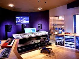 bedroom home music studio design ideas good looking images about