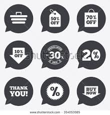 sale discounts icon shopping cart coupon stock vector 354053513