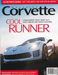 corvette magazine subscription buy car kulture deluxe magazine subscription auto motorcycles
