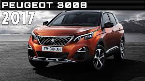 peugeot models and prices 2017 peugeot 3008 review rendered price specs release date youtube