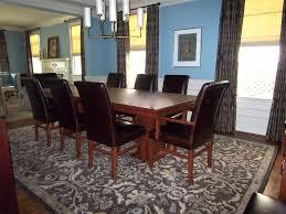 blue dining rooms bossy color annie elliott interior design
