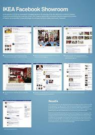 ikea digital advert by forsman u0026 bodenfors facebook showroom