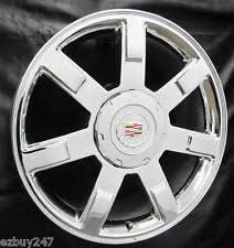 wheels for cadillac escalade ebay