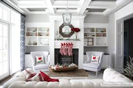 christmas in formal living room sunny side up blog