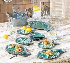 ceramic fish platter 56 fish plates dinnerware fish dinnerware ebay asuntospublicos org