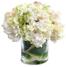 Dried Hydrangeas Flower Arrangements With Dried Flowers Tall Flower Arrangements